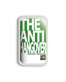The Anti Hangover easysnap pack