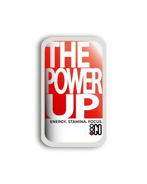 The Power Up - Energy, focus 1