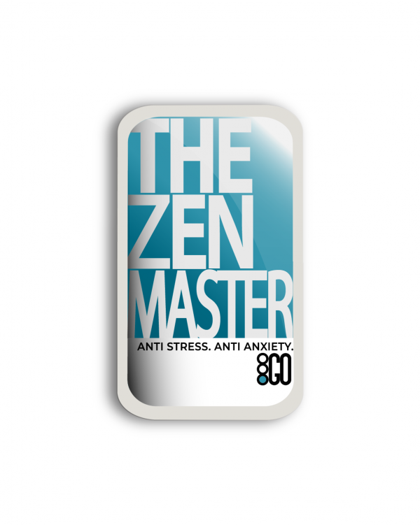 The Zen Master - Anti anxiety, anti stress 1