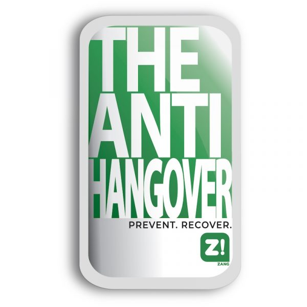 The Anti Hangover - Prevent, recover 1