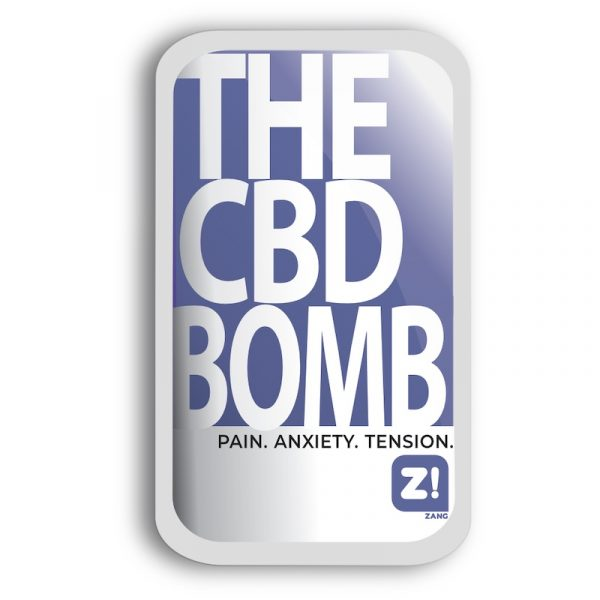 The CBD Bomb - Anti anxiety, pain, tension 1