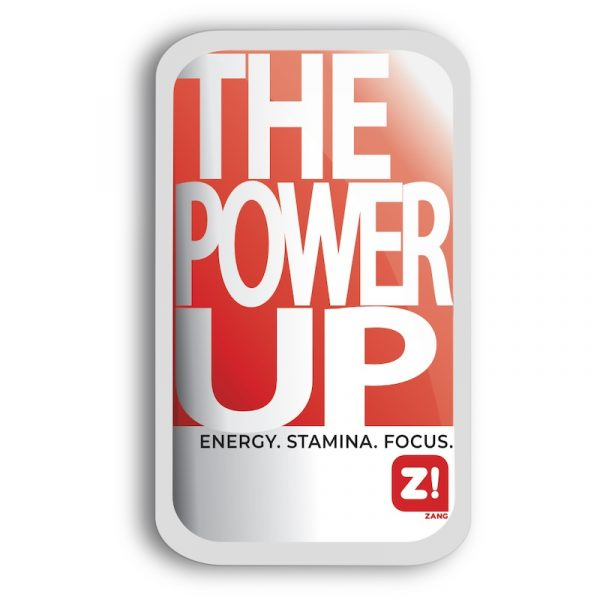 The Power Up - Energy, focus, stamina 1